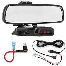 Mirror Mount Bracket + Direct Wire + Micro2 Add a Circuit for K40 Portable