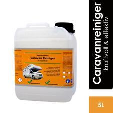 5L Reiniger Konzentrat für Wohnwagen Wohnmobil Caravan Caravanreinigung