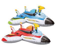 Intex aufblasbares Wasserspielzeug Water Gun Plane 117x117cm Ride-On Flugzeug