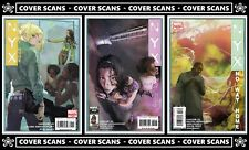 NYX: No Way Home #1 2 & 3 (2008 Series) 3-Issue Comic Lot | Marvel (FN/VF to VF)
