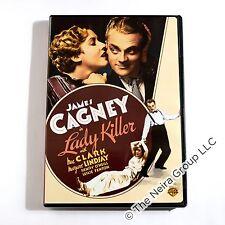Lady Killer DVD New James Cagney, Mae Clarke, Margaret Lindsay