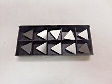 Carbide Insert Triangle TPU 322 Grade C2 Box of 10 2042-8034