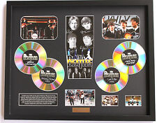 New The Beatles Signed Limited Edition Memorabilia