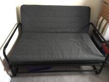 Ikea Hammarn Double Sofa Bed -Grey/Black