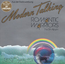 MODERN TALKING - CD - ROMANTIC WARRIORS - The 5th Album