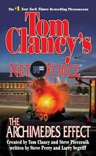 The Archimedes Effect (Tom Clancy's Net Force, Book 10)