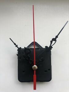 Clock Movement - Gothic Quartz Sweeping Hands - AA Battery Powered Mechanism UK