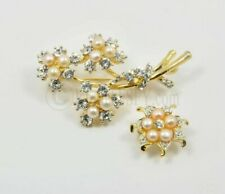 NEW! Brooch Pearl Freshwater Accessories Women Pin