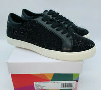 Katy Perry Women's The Rizzo Crystal Stone Sneakers - Black US 7M EUR 37