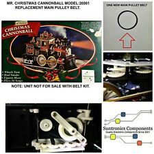 Mr Christmas Cannonball Train Model: 26901 And Similar models- replacement BELT