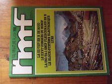 $$$ Revue RMF N°198 CC-7107 NXXVIe congres MOROP050-TA-1 SNCFBlock Lybe