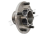 Land Rover Series 3 Front Or Rear Hub Assembly From Oct 1980 & All V8   FRC3875