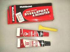 Multibond STEEL EPOXY 10ml Glue Super Strong for Metal Wood Masonry Ceramics