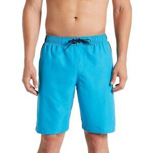 "Nike Swim Men's Color Surge 9"" Volley Board Shorts Trunks NESS9509, Blue MEDIUM"