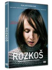 Rozkos (Delight) DVD box Czech drama 2013 English subtitles