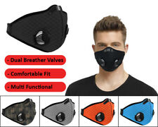 Face Cover Air Purifying Mask for Biking Outdoor Travel Sports Cycling Running