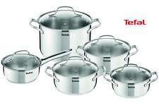 Tefal Utensilios de cocina UNO Conjunto 10 piezas Cacerola, stewpots, olla ,