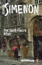 The Saint-Fiacre Affair Inspector Maigret #13 by Georges Simenon I391