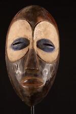 Old Bembe Mask Congo Africa  Fes- 0230