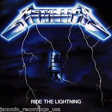 METALLICA - Ride The Lightning  - REMASTERED DIGIPAK EDITION 2016 [CD New]