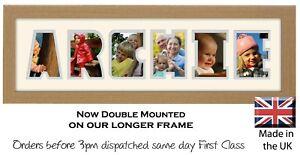 Archie Photo Frame Name Photo Frame Photos in a Word 1312-CC