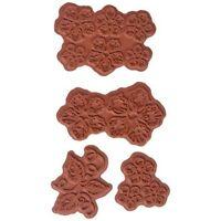 Heartfelt Creations Cling Rubber Stamp Set, Multi-colour, 12.7 x 21.33 x 1.21cm