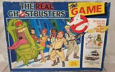 Vintage The Real Ghostbusters Board Game. Complete. 1989