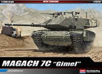 1/35 MAGACH 7C Gimel #13297 ACADEMY MODEL HOBBY KITS NEW TOOLING