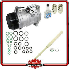 New A/C Compressor and Component Kit KT 1187 - 15926085 Traverse Enclave