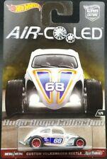 Hot Wheels Car Culture Air Cooled Custom Volkswagen Beetle Real Riders