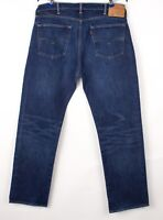 Levi's Strauss & Co Hommes 504 Extensible Jambe Droite Jean Taille W38 L32