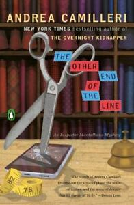 The Other End of the Line [An Inspector Montalbano Mystery] , Paperback , Camill