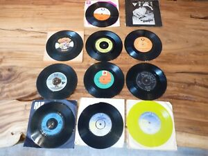 "GOOD LOT X 11 1970'S 7"" VINYL,DESMOND DEKKER,STRANGLERS,EDWIN STARR,BOOMTOWN,RAK"