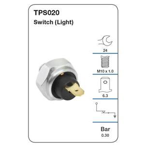 Tridon Oil Pressure Switch TPS020 fits Triumph GT6 MK I, MK II, MK III