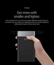 Vinsic 20000mAh QC 3.0 Quick Charge USB Type-C Power Bank for iPhone Samsung ZM9