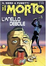 Fumetto Noir IL MORTO n.11