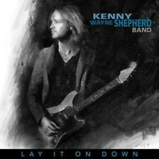Kenny Wayne Shepherd - Lay it on Down - New CD Album - Pre Order - 21st July