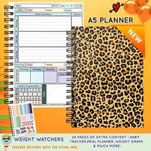 A5 WEIGHT WATCHERS Points Journal Planner Book Organiser Diet /Food diary 💞