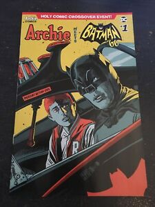 Archie Meets Batman '66#1 Incredible Condition 9.4(2018) Allred Cover