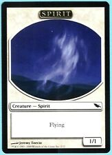 x 8 Spirit token shadowmoor NM magic mtg