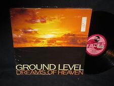 "Ground Level ""Dreams o Heaven"" 12"" 45 Single in SHRINK  UK PRESS"