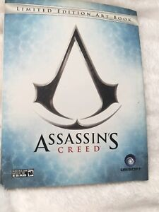 Assassins Creed Art Book Limited Edition Hardcover UBISOFT 2007 See Description