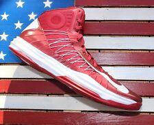 Nike Hyperdunk 2012 Basketball Shoes Maroon White [524882-602] Size 18