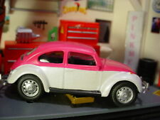 Luz Verde Volkswagen Reparación Tienda VW Escarabajo ✰ Rosa/Blanco Bug ; Goma