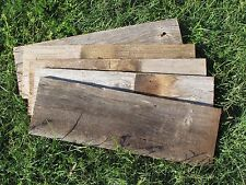 "Reclaimed Old Fence Wood Boards - 1 Fence Board 18"" Weathered Barn Wood Planks"