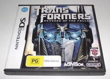 Transformers Revenge of the Fallen Autobots Nintendo DS 2DS 3DS Game *Complete*