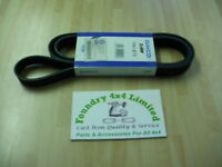 Land Rover Discovery 2  Td5 Drive / Fan Belt Dayco  PQS101510  7PK1870