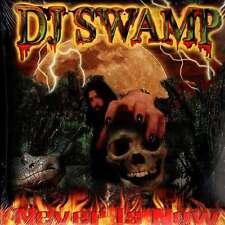 DJ Swamp Never Is Now 2xLP Vinyl Record New Sealed!