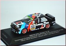 "BMW M3 E30 "" Lease Plan "" TW-EM 1988 #52 - BMW M-Team Bigazzi - IXO - 1:43 - LE"