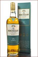 MACALLAN 15 y. fine oak triple cask matured Highland Single Malt Scotch Whisky